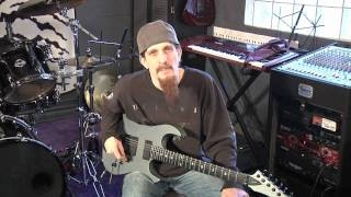 How to Lean Guitar Quickly:  GUITAR LESSON #1 - MAJOR / MINOR PENTATONIC SHAPE