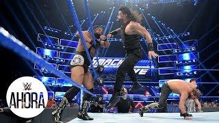 Los 10 mejores momentos de Raw y SmackDown LIVE: WWE Ahora, Mayo 1, 2019