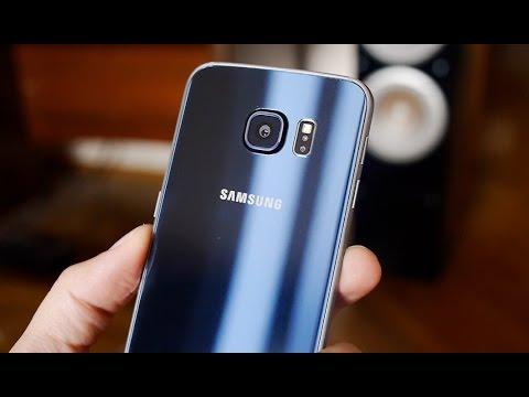 Впечатления от Samsung Galaxy S6 Edge