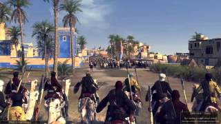 Total War Attila: Empires of Sand Himyar Gameplay [PC] (Part 3)