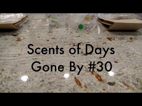 Scents of Days Gone By #30