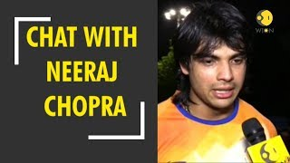 Exclusive: Neeraj Chopra becomes India's first Asiad Javelin Champion