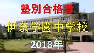 埼玉県立伊奈学園中学校 2018年春 塾別合格者