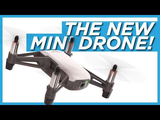 Tello Drone Hands On