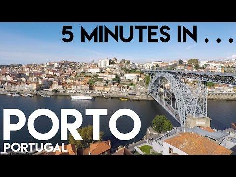5 Minutes in | Porto, Portugal