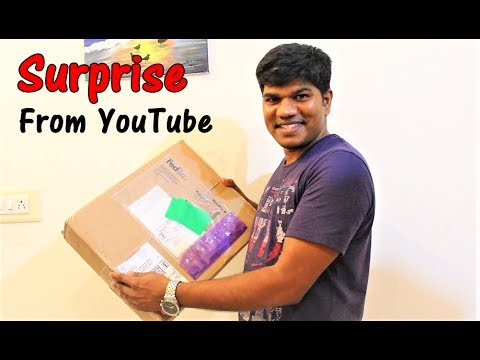 Surprise package from