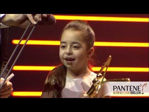 Pantene Altın Kelebek En İyi Çocuk Oyuncu Ödülü – Beren Gökyıldız