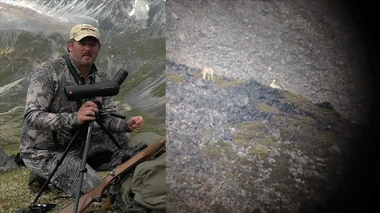 Mountain Sheep Hunting Gear - Sitka, Aimpoint, Ruger, Kuiu ...