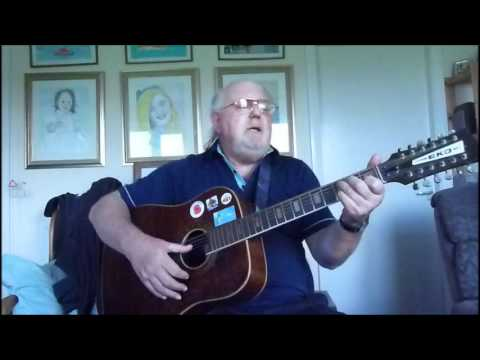 12 String Guitar Michelle Including Lyrics And Chords Youtube
