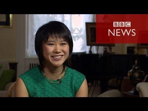 Chinese pianist prodigy Yuja Wang talks to BBC News