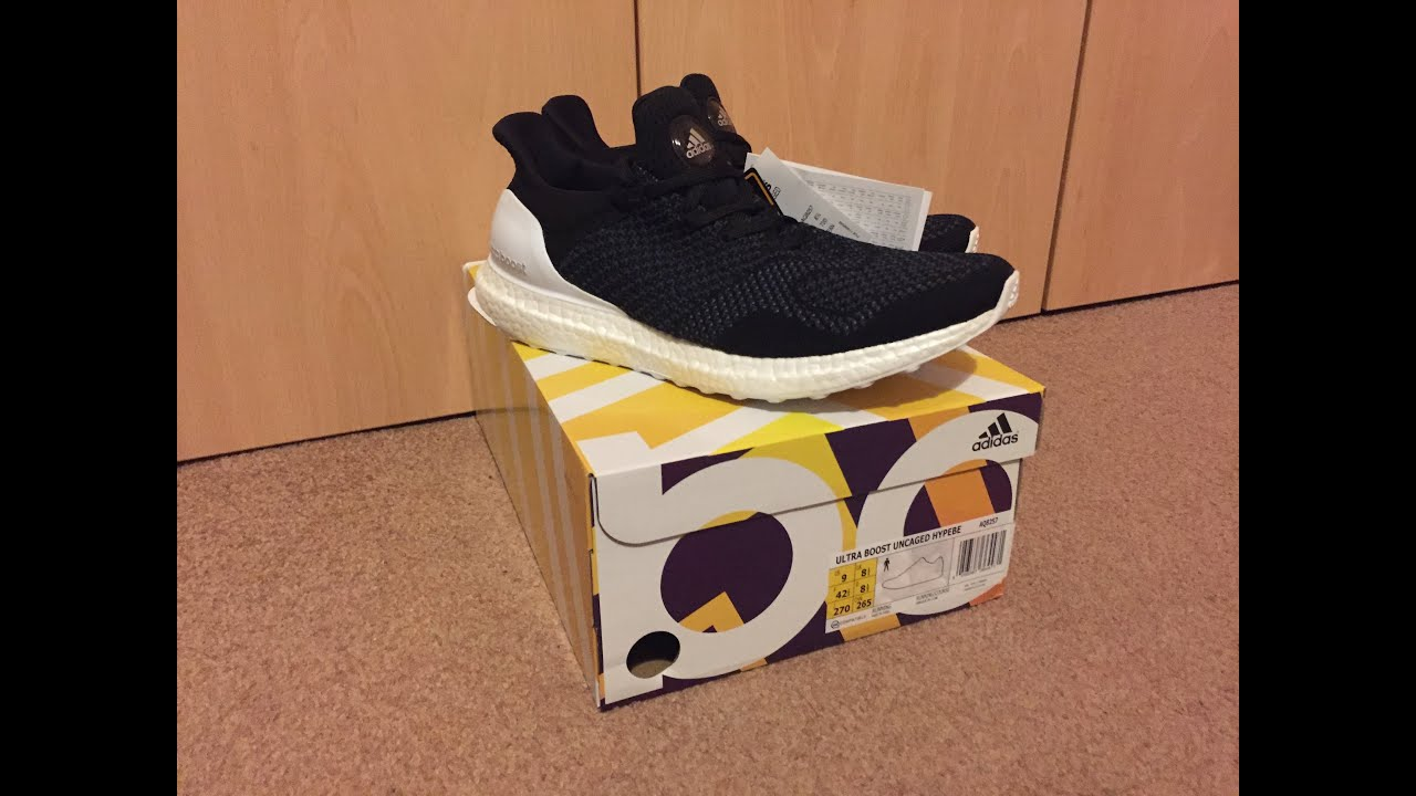 Adidas Ultra Boost Uncaged Replica
