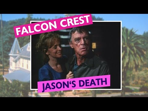 Falcon Crest 1x01 Jason Giobertis death