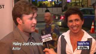 Haley Joel Osment / Sassy Pants at Outfest