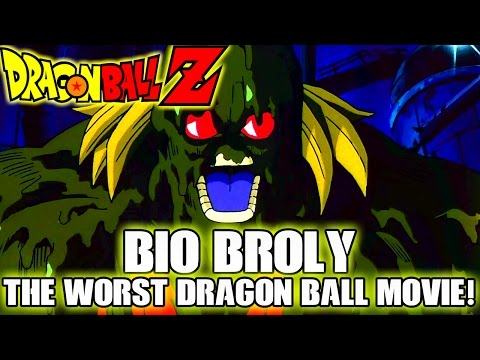 Why Bio Broly Was The Worst Dragon Ball Z Movie EVER!