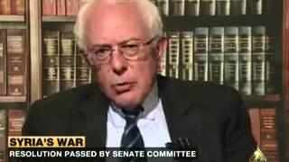Sanders on Syria