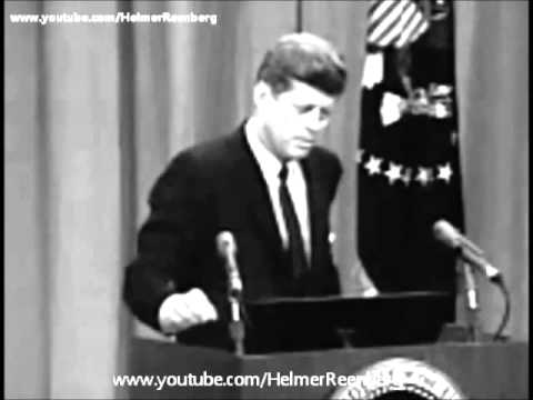 President John F. Kennedy's 60th News Conference - August 20, 1963