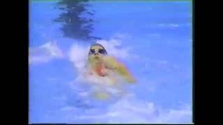 1988 Olympic Games - Swimming - Women's 200 Meter Backstroke - Krisztina Egerszegi HUN