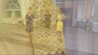 Liz Claiborne New York Lace Sleeve T-Shirt Dress on QVC