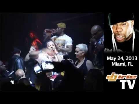 Busta Rhymes performs Twerk It & Look At Me Now Live in Miami - Memorial Day Weekend 2013