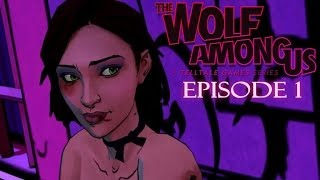 The Wolf Among Us: Faith (Episode 1) Game Movie 1080p