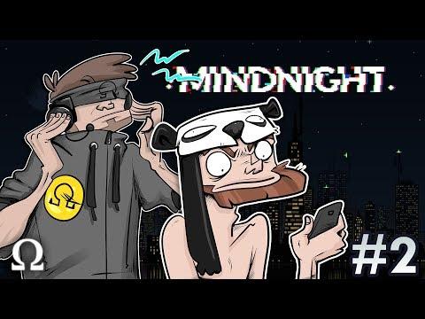 OHM THE HACKER, PSYCHIC SENSE!   Mindnight #2 Deception / Resistance Ft. Friends