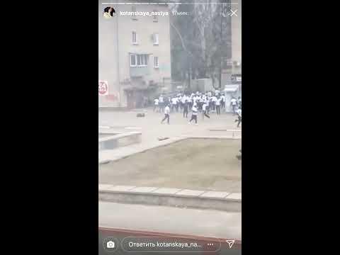 Беспорядки в Обнинске 06.04.19