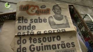 Fernando Cunha recorda o roubo milionário ao Museu de Alberto Sampaio em 1975