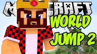 ПАРКУР ПО КРАСОЧНОМУ МИРУ! - WORLD JUMP 2