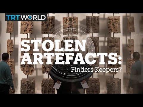 Stolen Artefacts: Finders Keepers?