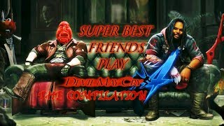 Two Best Friends Play: Devil May Cry 4 COMPILATION