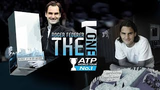 Federer Defies The Doubters - Back To No. 1!