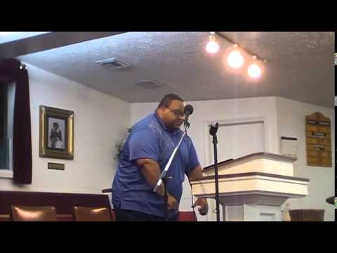 "OPEN HANDS BIBLE FELLOWSHIP PASTOR CHRIS SUTTON  ""SARAH THE STORY OF A DESPRATE WOMAN"""