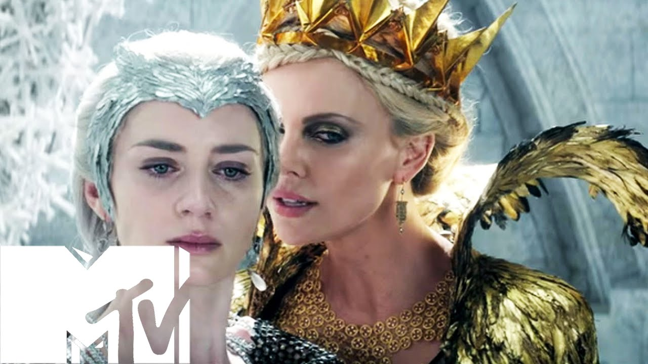 the huntsman & the ice queen free tv