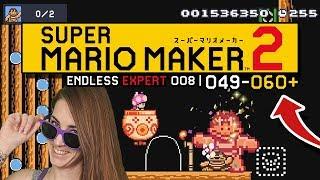 BOOM-BOOM, BABY! ENDLESS EXPERT 008 | 049-60+// SUPER MARIO MAKER 2