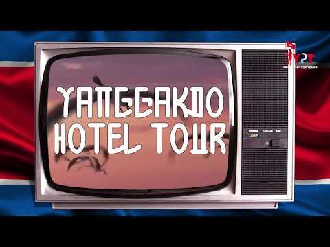 Tour of the Yanggakdo Hotel in Pyongyang, North Korea: Part 2