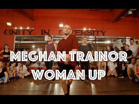 Meghan Trainor - Woman Up   Hamilton Evans Choreography