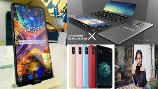 Nokia X giới thiệu có tai thỏ, Honor 7C chip Snapdragon giá 3 triệu, Xiaomi Mi 6X ra mắt, Galaxy X