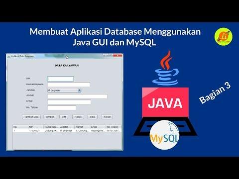 Cara Membuat Aplikasi Pembayaran Spp Dengan Java Netbeans
