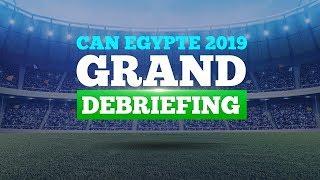 """[🔴CAN 2019 - SÉNÉGAL 1 - TUNISIE 0 ] Suivez le Debriefing : Les """"Lions"""" en FINALE"""