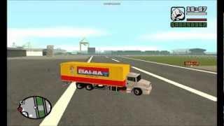 Gta San Andreas carros brasileiros