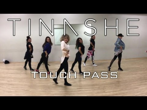 """""""Touch Pass"""" - Tinashe   Choreography by Sam Allen"""