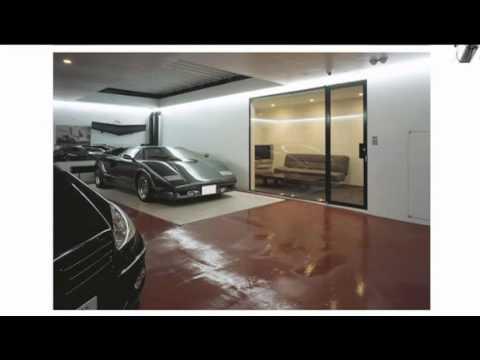 Wohnzimmer Garage Und Table Dance
