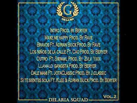 Zone - Si te sientes sola ft Adrian Buck & Klee - G de la Ria Vol.2