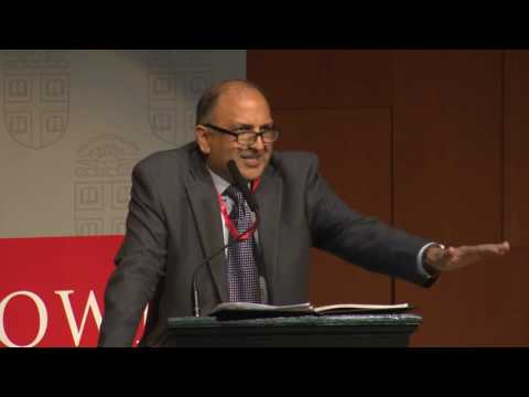 Pratap Mehta   The Global Crisis of Liberal Democracy (at Brown University)