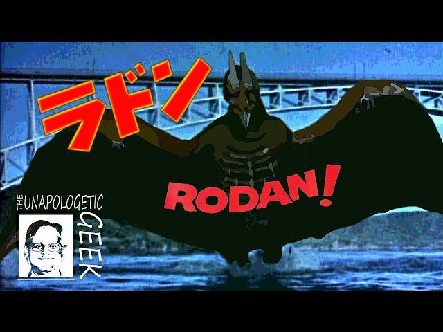 Sci-Fi Classic Review: RODAN (1956)