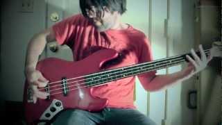 Nirvana - Floyd The Barber (Bass Cover)