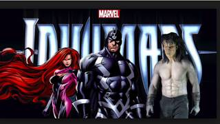 Marvel's InHumans | Trailer 1 Superhero Series HD| Life Gains Movie Trailers