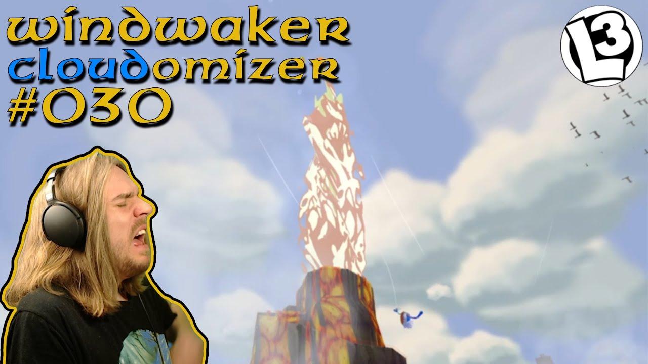 Zelda WIND WAKER - CLOUDomizer [#030] | von lookslikeLink