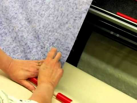 Loading your quilt using Red Snappers - YouTube : red snapper quilt clamps - Adamdwight.com