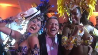 Entretenimento musical em festa de casamento no Buffet Grenah com Apito de Mestre